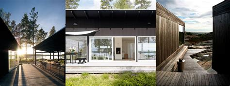 designer summer houses scandinavian summer houses nordicdesign