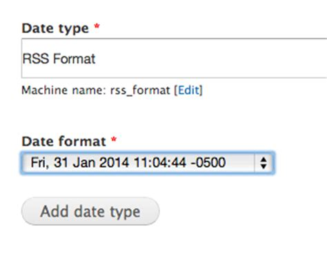 format date rss php creating an rss feed with views yalesites