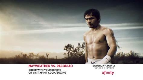 xfinity commercial actress 2015 xfinity on demand tv commercial mayweather vs pacquiao