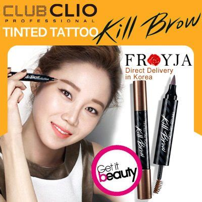 tattoo pen malaysia top 10 korean cult beauty products on qoo10