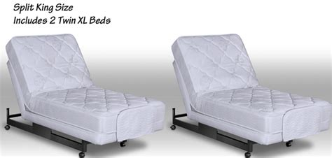 what is a split king bed adjustable split king beds 2 twin extra long size beds combined twinxl com blog