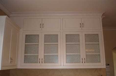 frosted glass doors for kitchen cabinets frosted glass kitchen cupboards kitchen design ideas