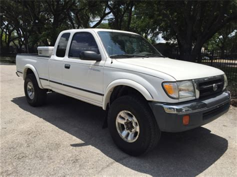 Toyota Tacoma For Sale In Houston 2000 Toyota Tacoma For Sale Houston Tx Carsforsale