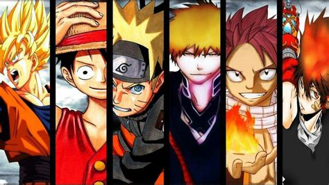 anime populer top 10 most popular animes no mangas anime amino
