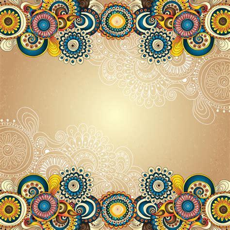 ethnic pattern art ethnic pattern styles art background vector free vector in