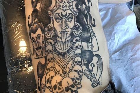 noa tattoo gili t the fisher king