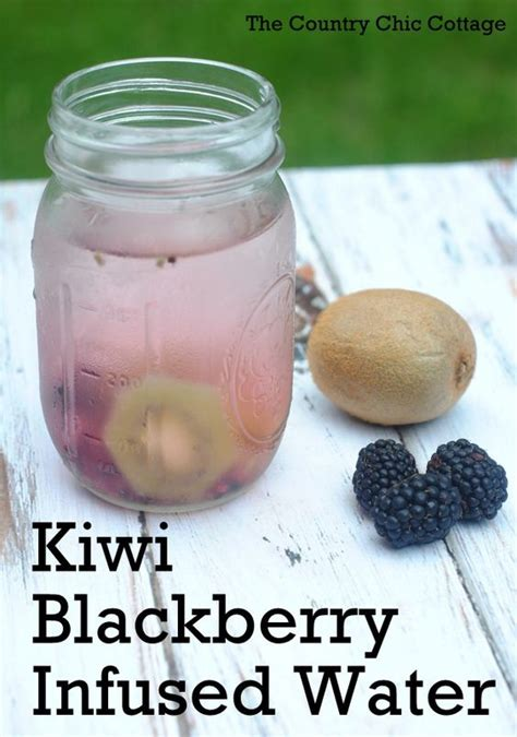 Kiwi Fruit Detox Drink by Infused Waters Infused Water Recipes And Kiwi On