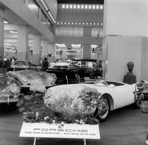 max hoffman porsche porsche s 60 year celebration continues with a history