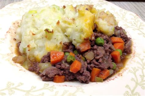 Side Dishes For Cottage Pie by Shepherd S Pie With Colcannon Of The Always