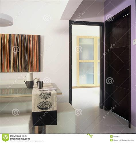interior design foyer stock image image of vanity wall house entrance foyer royalty free stock image image 4696476