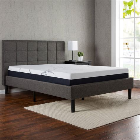 Bed Frame With Hooks For Headboard And Footboard by Bed Frames Headboard And Footboard Wood King Size