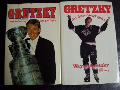 biography book on wayne gretzky for both wayne gretzky books 1984 biography and 1990