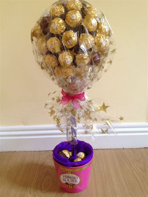 diy ferrero rocher tree 1000 images about ferrero rocher trees on trees table centre pieces and receptions