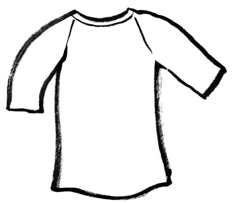 Coloring Page T Shirt by Free Coloring Pages Of Blank T Shirt