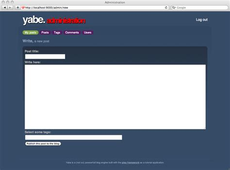 index html template index template