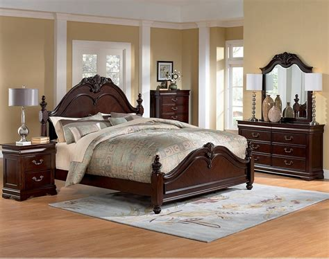 chagne bedroom westchester 8 piece king bedroom set the brick