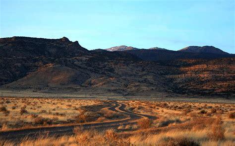 new mexico landscape photograph