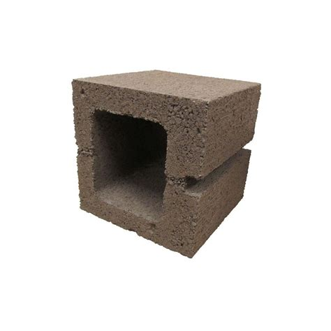 decorative concrete blocks home depot 8 in x 8 in x 8 in concrete block 010804b the home depot