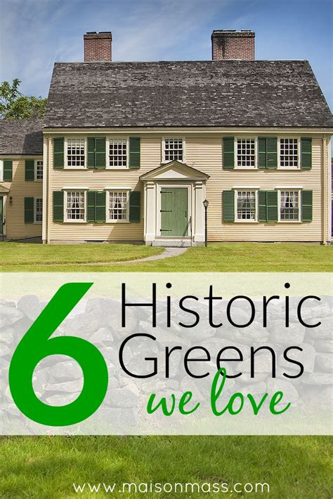 6 historic green paint colors we maison mass