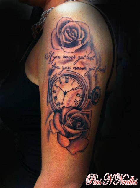 45 best images about tattoo compass pocket watch and