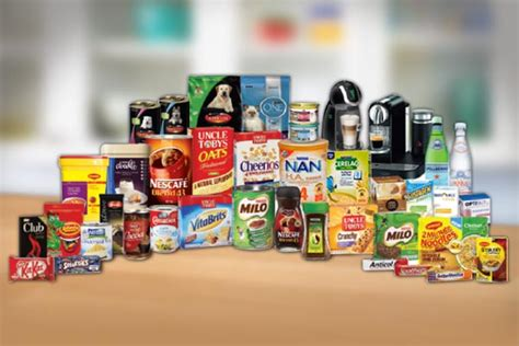 all products nestle products