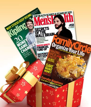 10 Magazine Subscriptions by Mamasource 10 Magazine Subscriptions The Peaceful