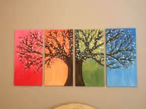 canvas decorations for home diy easy canvas painting ideas for home