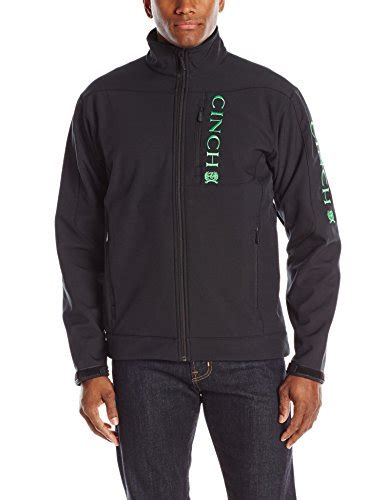 Jaket 89 Import cinch s concealed carry bonded softshell jacket with