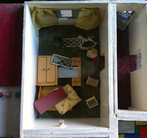 in the bedroom scene a dolls house no more life at 139a