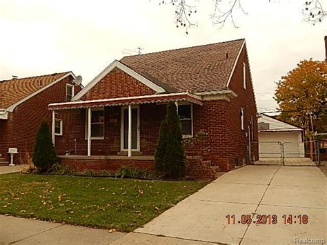 houses for sale in lincoln 1522 cleveland ave lincoln park michigan 48146 foreclosed home information