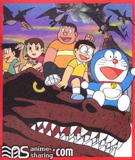 movie doraemon nobita s dinosaur 480p nya doraemon movie 01 nobita s dinosaur