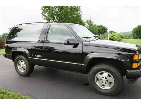 old car manuals online 1994 chevrolet blazer on board diagnostic system service manual old car manuals online 1994 chevrolet blazer on board diagnostic system 1994