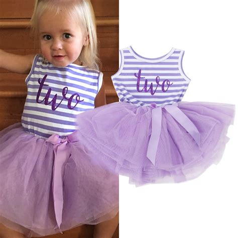 Dress Baby 3 In 1 summer baby 1 2 3 year birthday dresses for newborn baby boutique clothing casual