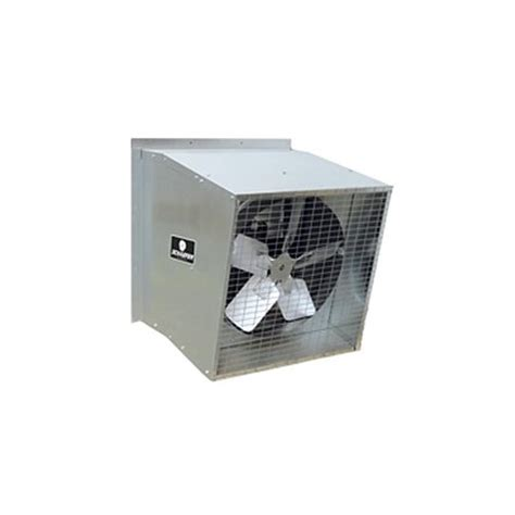 belt drive wall exhaust fan schaefer 485s112 3 exhaust fan in slant wall housing belt