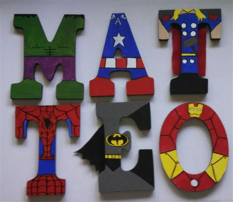 arts and letters 2 painted 9 wood letters by 1083