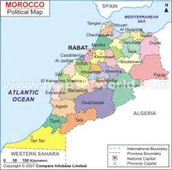 Morocco World Map by Pics Photos Map Of Morocco