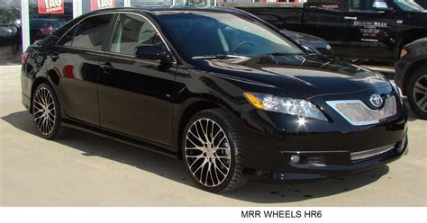 Toyota Camry With Rims Toyota Camry 2007 Wheel Size