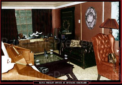 elvis bedroom pictures elvis presley rare photos upstairs graceland guitars101 guitar forums