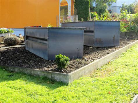 Stahl Im Garten by Stahl Im Garten Stahlbau Ag Thurgau Schweiz