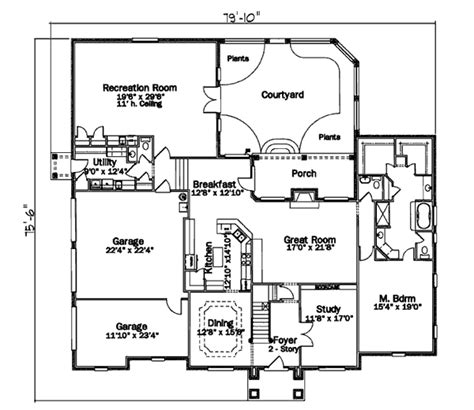 4500 square foot house 4500 square feet house plans house plans
