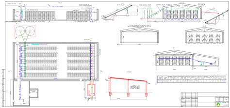 chicken layer cage plans pdf with cage equipment for