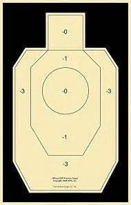 Printable Mini Idpa Targets | guns idpa on pinterest smith wesson national
