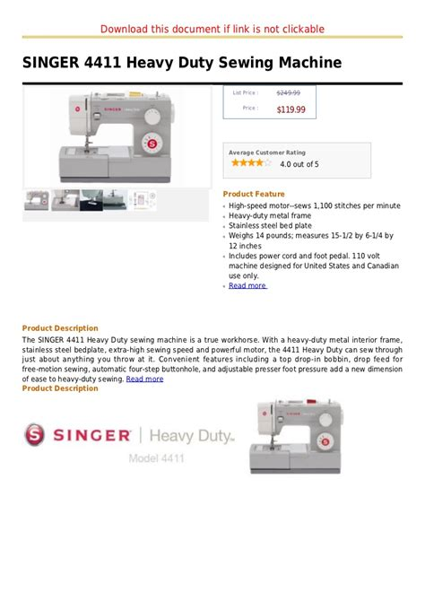 Mesin Jahit Singer Heavy Duty 4411 awesome singer heavy duty 4411 gallery joshkrajcik us joshkrajcik us