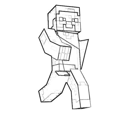 coloring pages minecraft wolf printable minecraft coloring pages coloring home