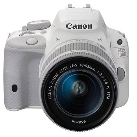 buy canon eos 100d digital slr camera with 18 55mm is stm