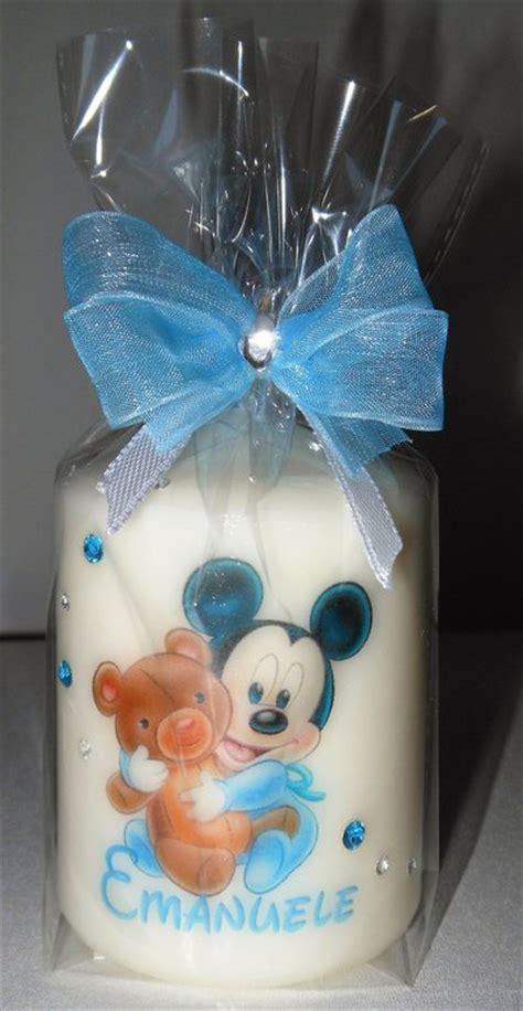 bomboniere candela candela laccata nome disegno foto personalizzati