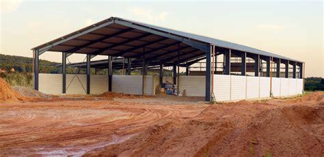 agricultural steel farm building