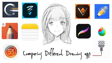 7 Drawing Apps by Comparing Different Drawing App Pro 9 7