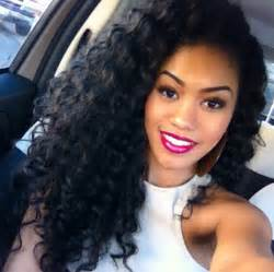 black hair weaves curly weave hairstyles on pinterest brazilian weave