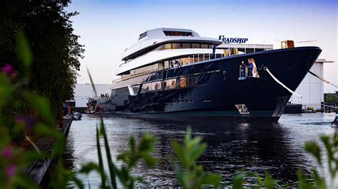 yacht lonian yacht lonian feadship charterworld luxury superyacht